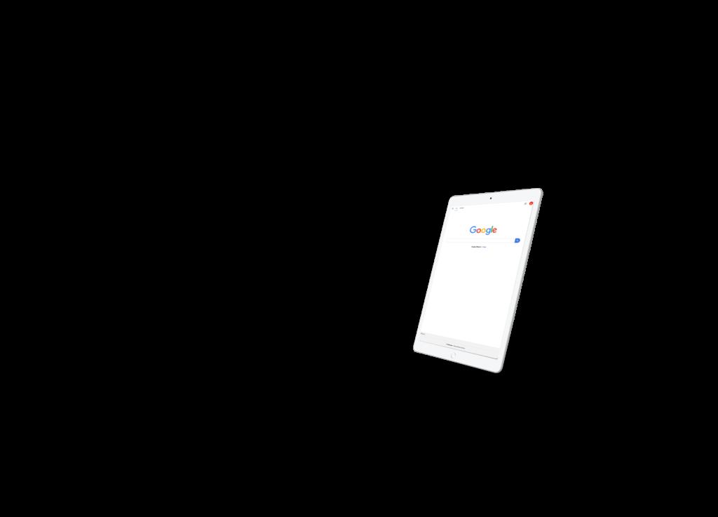 Inside Trending Tablet
